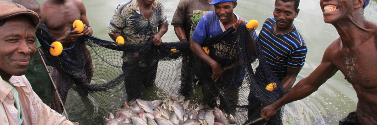 Aquaculture programs are a sustainable way toward economic growth and environmental resilience.