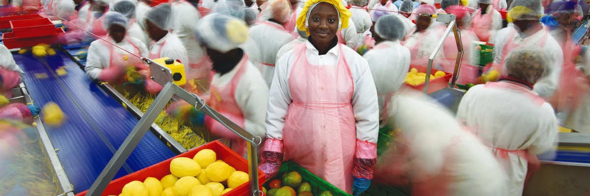 Keeping businesses alive during the pandemic is maintaining jobs and supplying communities with healthy foods.